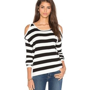 Revolve Central Park West Striped Sweater